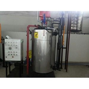 Jual Vertical steam boiler