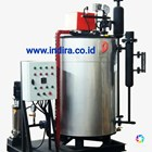 Jual watertube  steamboiler model miura 4