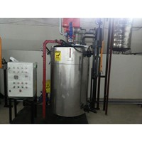 Jual  Jual watertube  steamboiler model miura 2