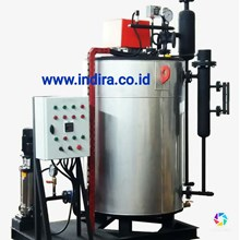 watertube  steamboiler model miura