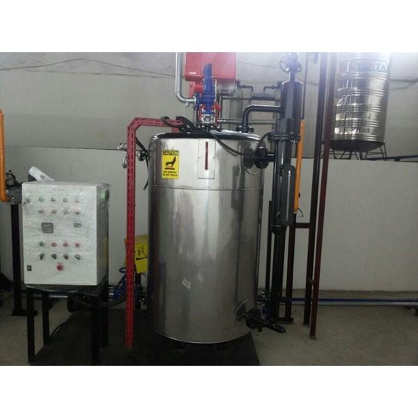 Jual water tube steam boiler