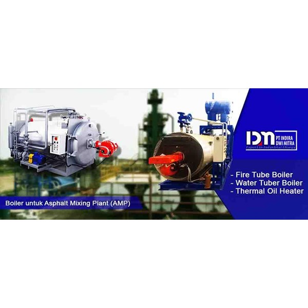 Jual Steam Boiler marine Tanker