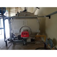 SteamBoiler Foodgrade - Harga boiler food grade