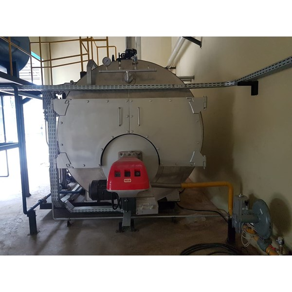 Jual SteamBoiler Foodgrade - Harga boiler food grade