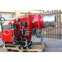 Distributor  jual Burner Weishoupt Gas/Oil  3