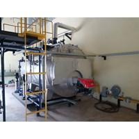 Jual Steam Boiler fire tube