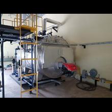 indonesia Steam Drum Boiler