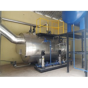 Jual Boiler Oil Gas