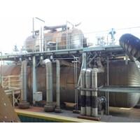 Fabrikasi Thermal Deaerator