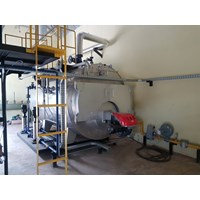 Jual Gas Fired Boiler