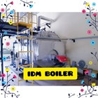 Manufacturing Fired Gas Boiler 1