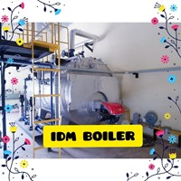 Manufacturing Fired Gas Boiler