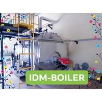 Jual Boiler Pemanas CPO