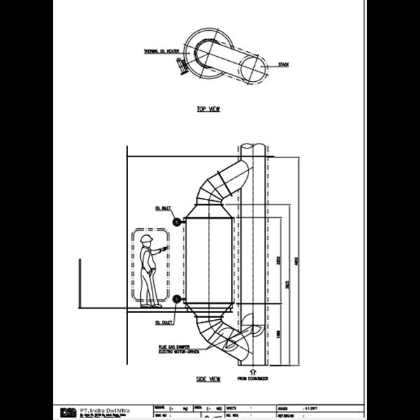 Boiler Marine Tank