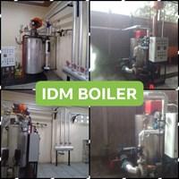 Jual Vertical Boiler