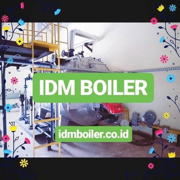 Fabrikasi Marine steam boilers