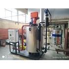 Vertical Steam Boiler 2