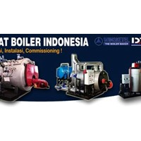Distributor Steam Boiler
