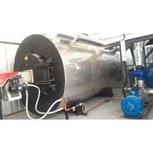 Service Oil Tube Boiler 2