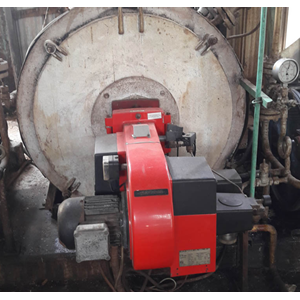 Service Oil Tube Boiler 3 By Indira Dwi Mitra