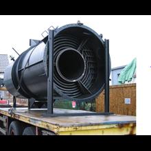Retubing Tube Boiler