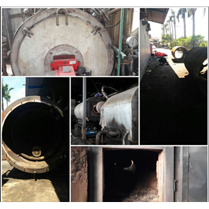 Service Oil Tube Boiler 4 By Indira Dwi Mitra