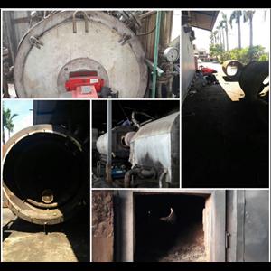 Service Oil Tube Boiler 4