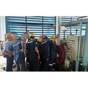 kontraktor pemasangan boiler