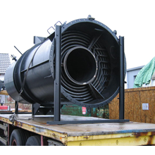 Perbaikan Thermal oil heaters