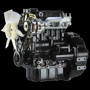 Mitsubishi Diesel Engine S4L2