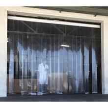 Tirai PVC Curtain Bening kalimalang bekasi