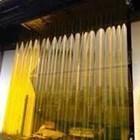 PVC Strip yellow outdoor bogor 1