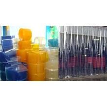 tirai Plastik PVC tanjung Priok (tirai pvc)