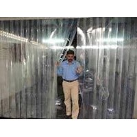 Jual Plastik Curtain outdoor transparan di bekasi