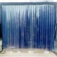 tirai PVC Curtain Kuning Cikarang HP 0821 1059 5912
