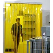 PVC Strip Curtain Surabaya tirai HP 082110595912