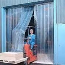( 082110595912 )PVC Strip Curtain Pekalongan kuning