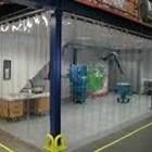 ( 082110595912 )Plastik pvc strip curtain tegal 2