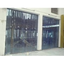 (082110595912) Plastic pvc strips curtain tegal