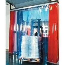 Jawa timur kediri ( 082110595912 ) tirai strip Curtain bening