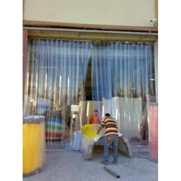 Sumedang Jawa tengah ( 082110595912 )Curtain strip plastik