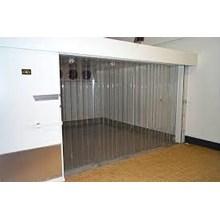 Pasar Kemis PVC curtain Plastik Kuning ( 082110595912 )