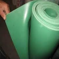 Karet Green hijau lembaran