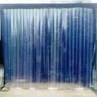 tirai PVC Blue Clear Surabaya gudang Whatsapp (0821 1059 5912) 1