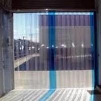 tirai pvc serpong tangerang blue clear Whatsapp (0821 1059 5912) 1