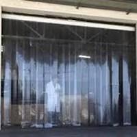 pvc curtain plastik kuning anti serangga Whatsapp (0821 1059 5912) 1
