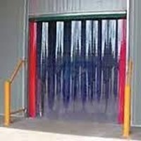 PVC curtain kuning transparan solo Whatsapp (0821 1059 5912) 1