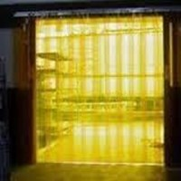 tirai PVC Plastik cold storage Pulogadung Whatsapp (0821 1059 5912) 1