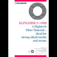 KLINGERSIL C 4500 ORIGINAL 4324 LEMBARAN 1