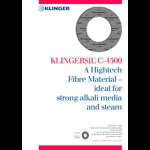 KLINGERSIL C 4500 ORIGINAL 4324 LEMBARAN